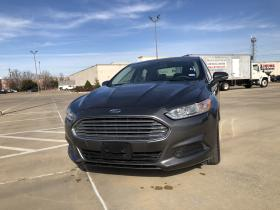 2016 Ford Fusion Arlington TX 10677 - Photo #1
